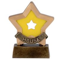 Mini Star Yellow House</br>A951D